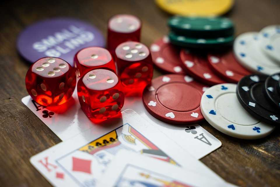 The best gambling games under one roof